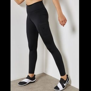 NIKE Power Hyper Pocket Tights Leggings